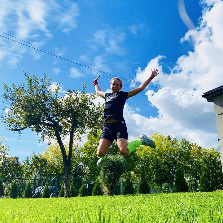 Elena's week 26 of training